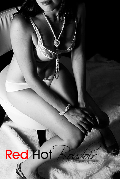 Austin Boudoir Photographer Red Hot Boudoir Photography